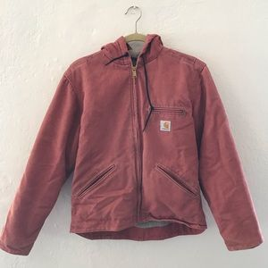 Rose special edition woman's carhart jacket